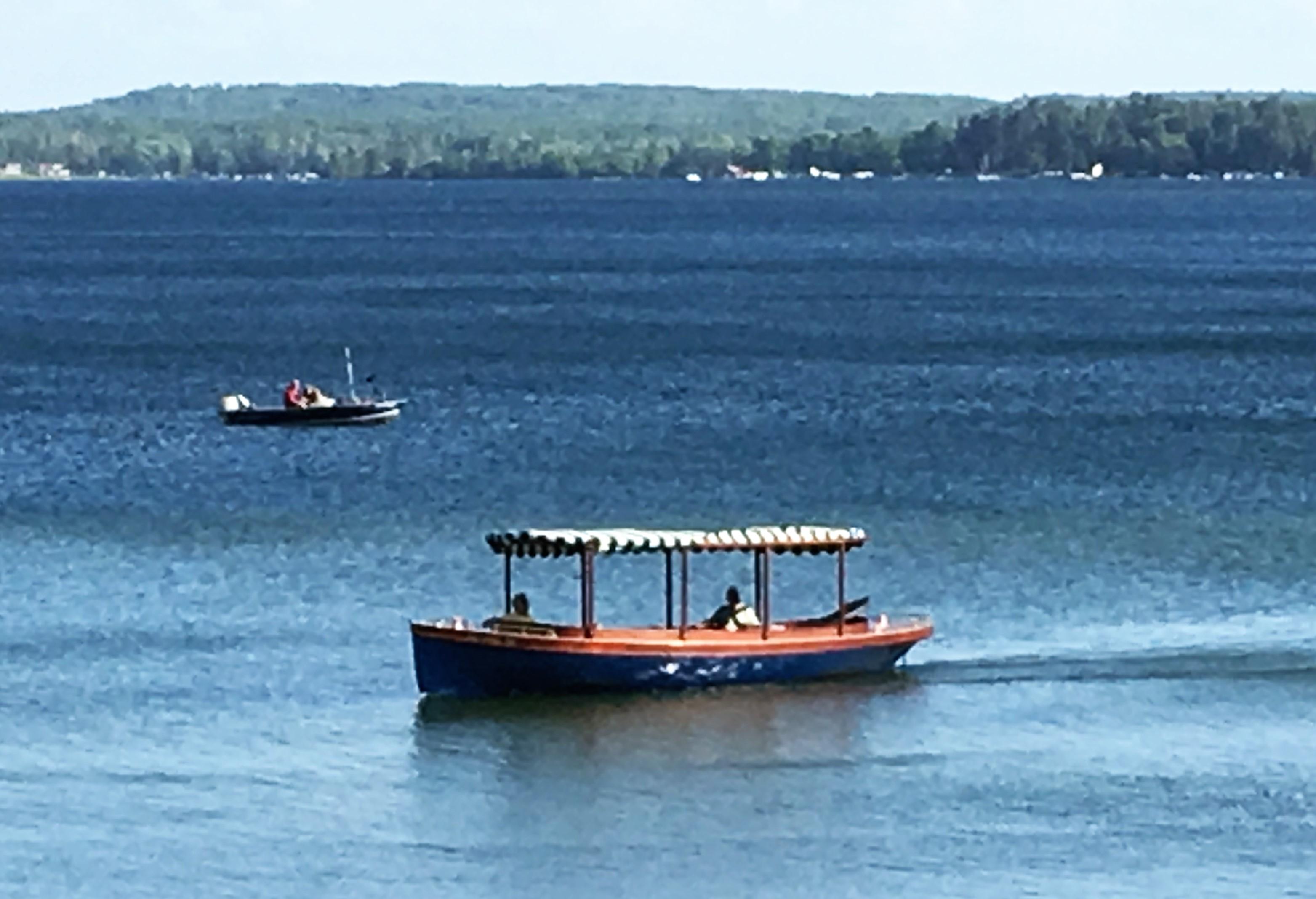 mullett boat